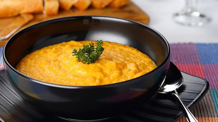 3. Havuç çorbası