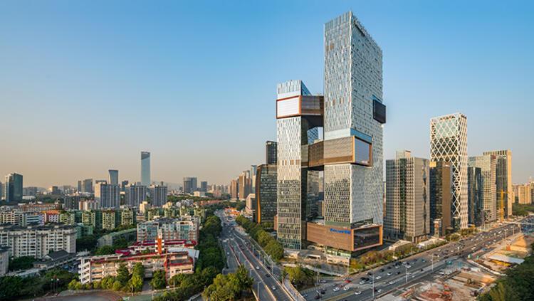 Şenzen, Çin