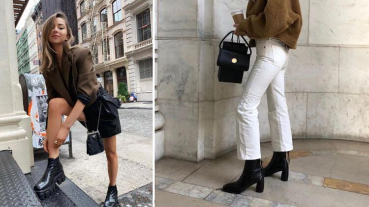 Ankle boots are a must