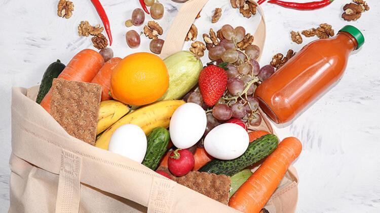 Sebze ve meyveler zinde kalmamızı sağlıyor