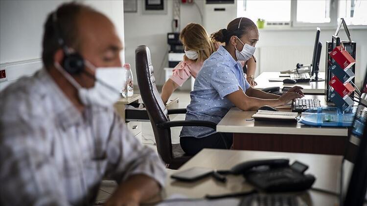 4) Muaf tutulan iş yerlerinde tüm çalışanlar işe gidecek mi