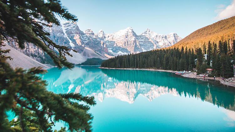 Banff Ulusal Parkı, Kanada