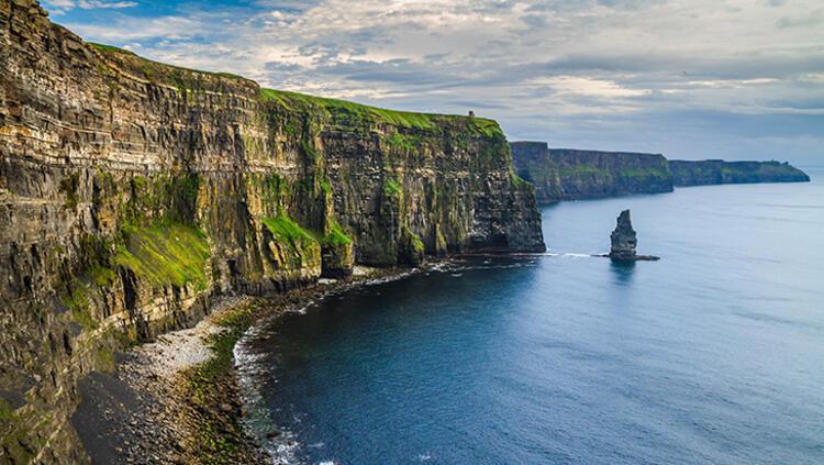 Moher Kayalıkları İrlanda