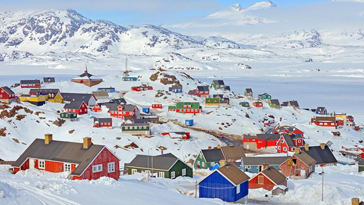 Grönland, Danimarka