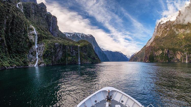 Milford Sound, Yeni Zelanda