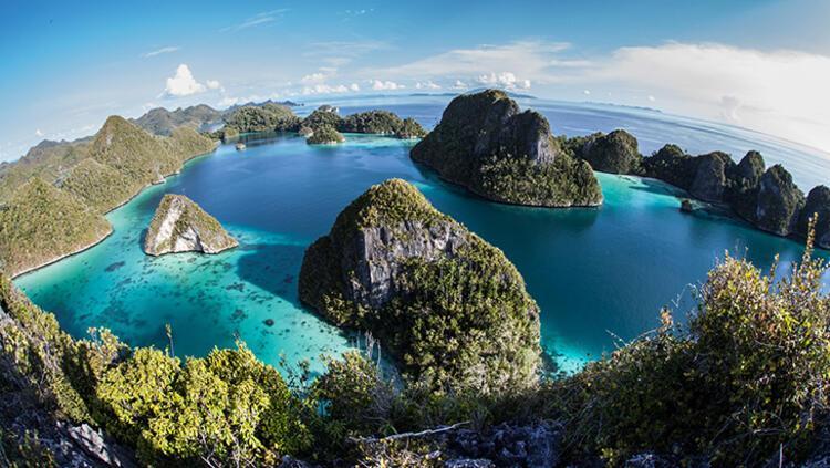 Raja Ampat Adaları, Endonezya