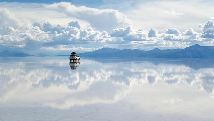 Salar de Uyuni, Bolivya