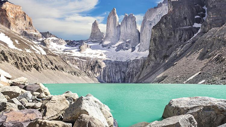 Torres del Paine Ulusal Parkı, Şili