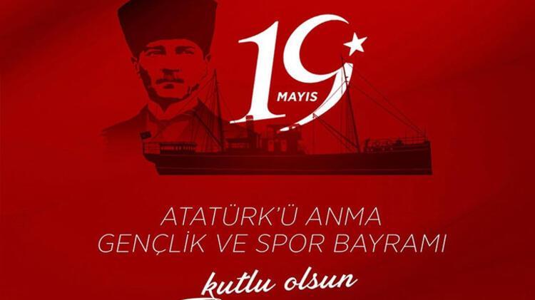 19 Mayıs mesajları-sözleri (resimli, yepyeni, anlamlı) 2021 : En güzel,  kısa, uzun, Türk bayraklı 19 Mayıs Atatürk'ü Anma, Gençlik ve Spor Bayramı  kutlama mesajları seçenekleri... - Güncel Haberler Milliyet