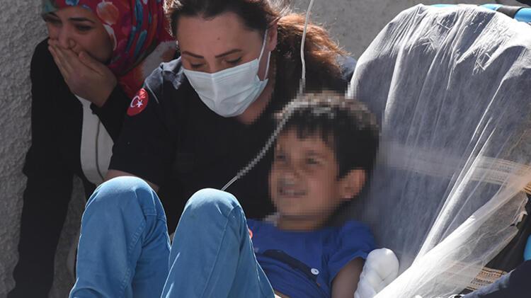 Bahçe duvarından atlarken düşen çocuğun koluna korkuluk demiri saplandı 5 – 60a51add55428413a0e9ff1f