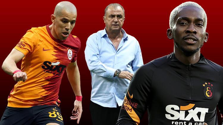 Galatasaray'Da 4 Transfer Bombası Birden!