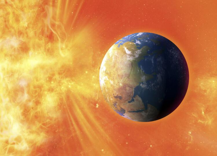Coming from the Sun, will paralyze the Earth: Internet apocalypse