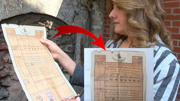 Kayıp mirasçılar ortaya çıktı! Sandıktan Osmanlığı Tapusu çıktı 1 – 60b4b4a2adcdeb24e422ccdc