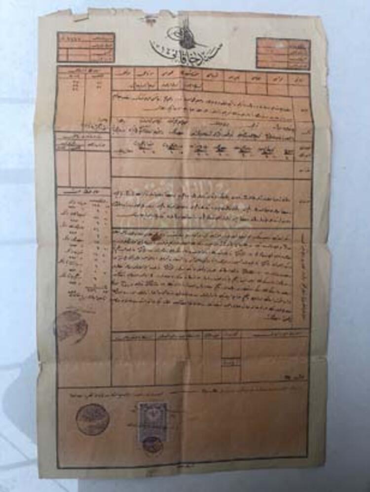 Kayıp mirasçılar ortaya çıktı! Sandıktan Osmanlığı Tapusu çıktı 10 – 60b4b509adcdeb24e422ccf0