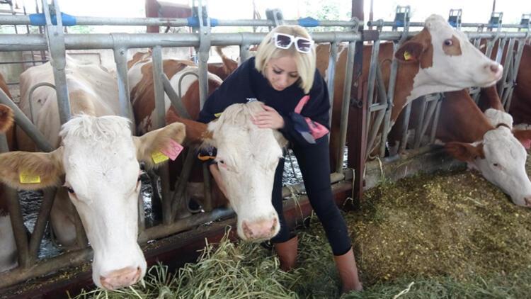 Spikerliği bıraktı! 'Hayvancılık yapan tüm insanlar beni tanıyacak' 12 – 60b72c85554280275072f447