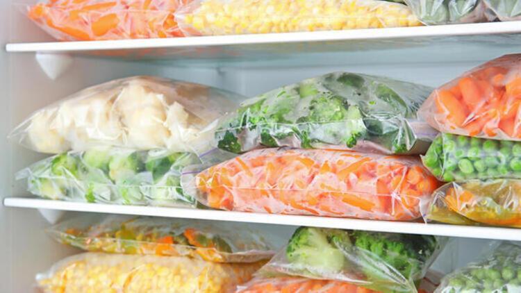 Dondurulmuş gıdalara yönelim pandemide artış gösterdi