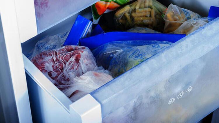 Evdeki dondurma yöntemlerinde besin değeri kaybı oluyor