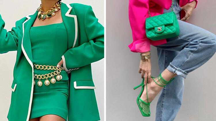 Bezelye yeşili