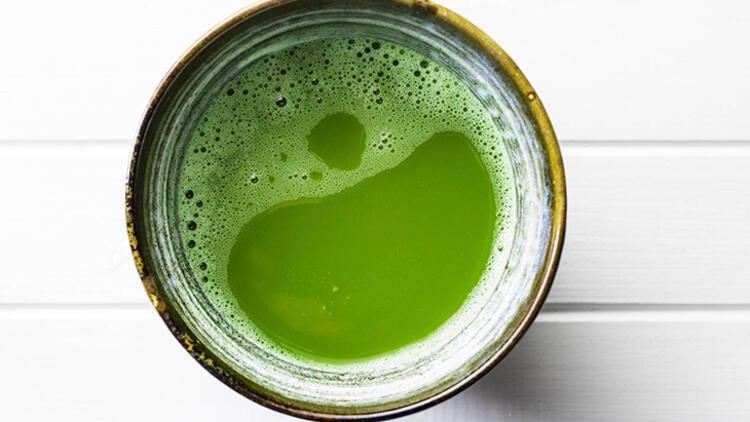 8-Yeşil çay