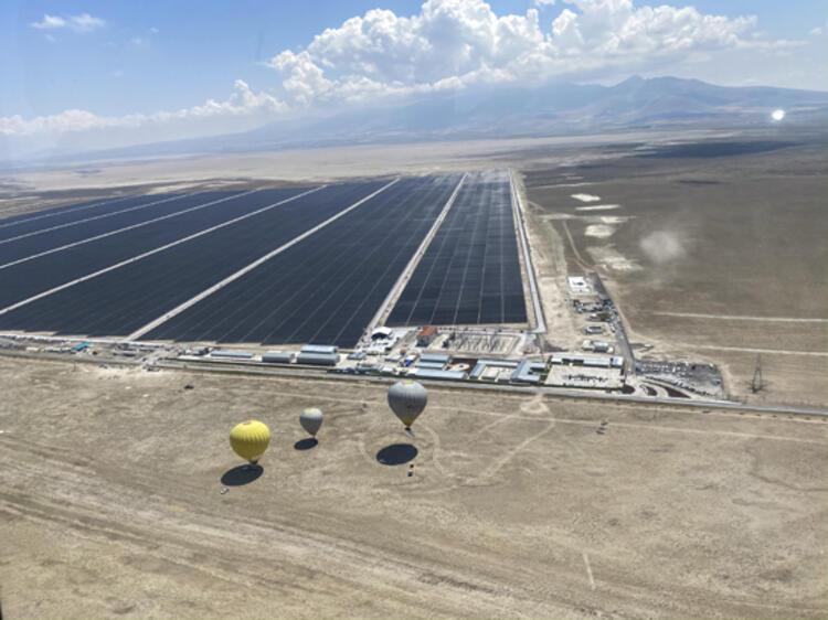 Uzaydan bile görülebilecek! Dev proje Türkiye'nin en büyüğü olacak... 5 – 60c342daadcdeb2f2477b318