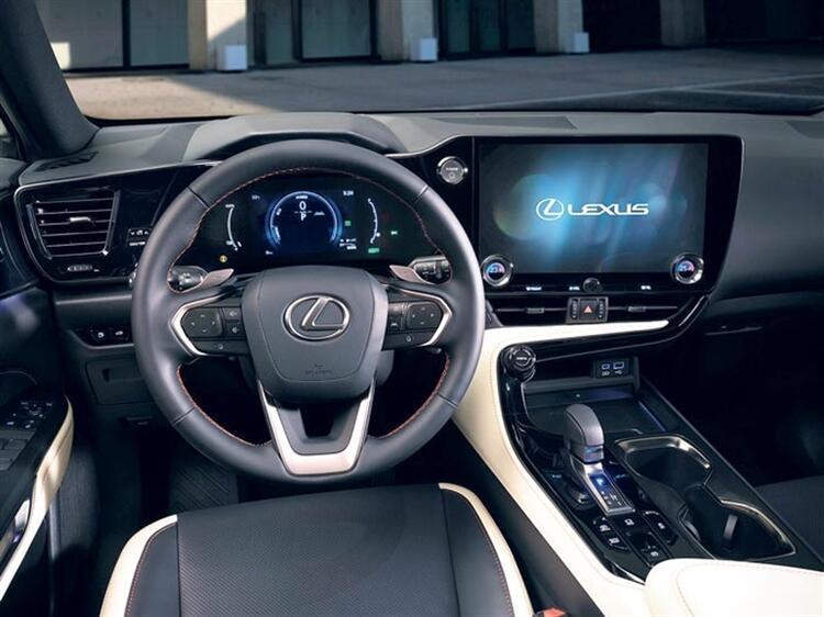 En çok satan Lexus tanıtıldı