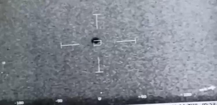 PENTAGONUN YAYIMLADIĞI UFO GÖRÜNTÜLERİ İNFİAL YARATTI