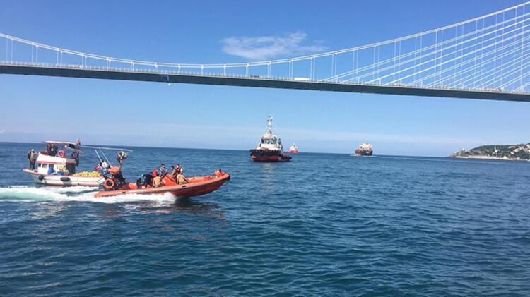 Balıkçı teknesine gemi çarptı! Ölü sayısı 2'ye yükseldi