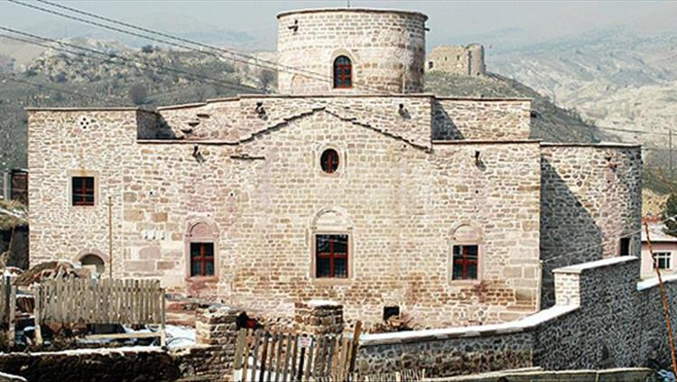 Kudüs'e kutsal yolculuk rotası Sille