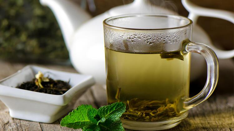 7. Green tea