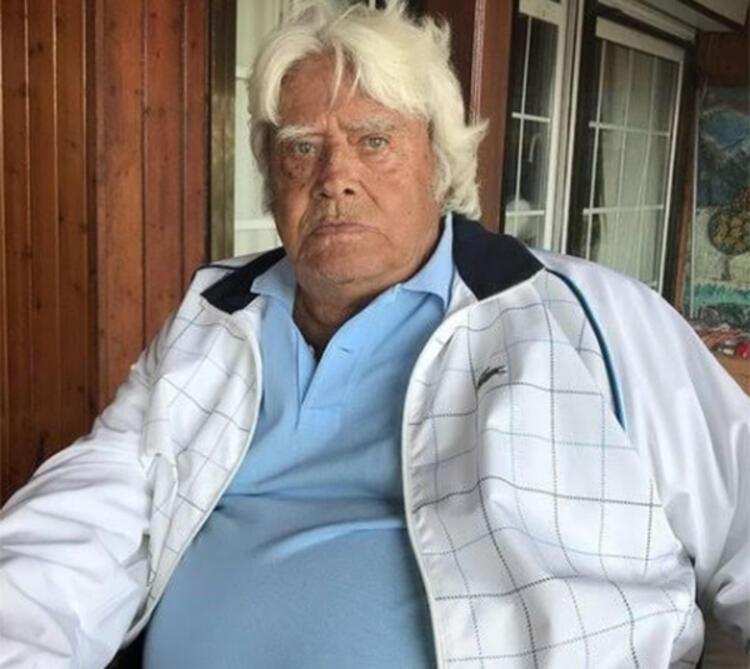 83 yaşındaki oyuncunun sitemine hayranlarından destek yağmıştı: