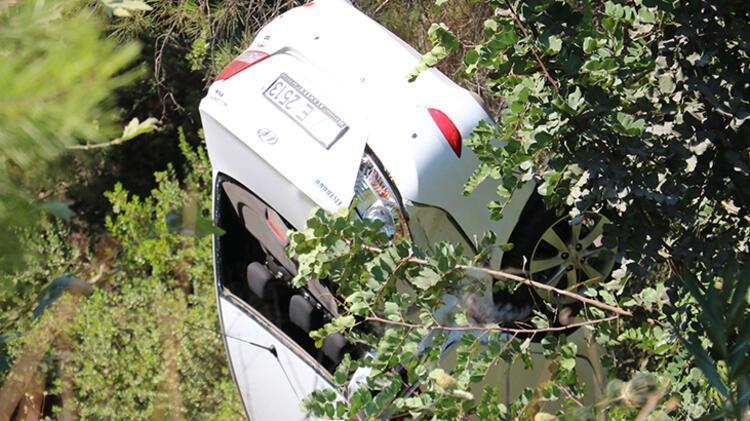 Otomobil şarampole yuvarlandı: 4 Rus yaralı 2 – 60feca2c86b2471e405b8f2d