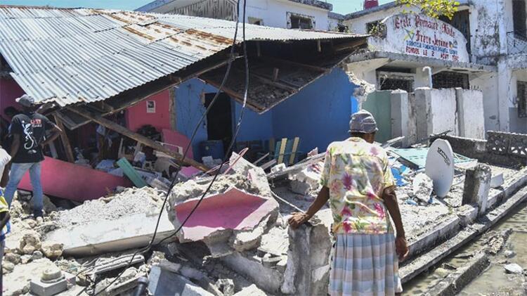 Son dakika! Haiti'de Vefat sayısı artıyor