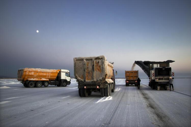 250 bin ton ihracat hedefi