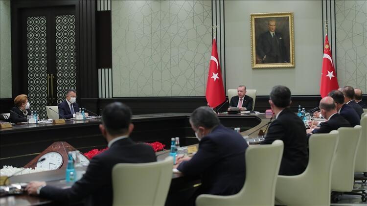 Kabine toplantısı bu hafta mı, ne zaman yapılacak? Gözler Cumhurbaşkanı  Erdoğan'ın açıklamasında - Güncel Haberler Milliyet