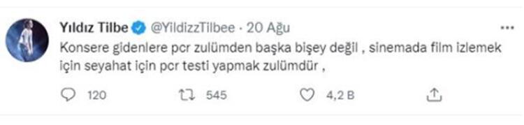 Yıldız Tilbe aşıyı reddediyorum demişti Kıbrıs konseri iptal edildi iddiası
