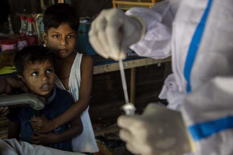 Son dakika haberleri: Birkaç günde 30 bin kişiye yayıldı Aşısı yok...