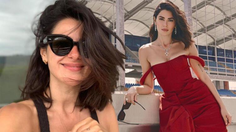 Nesrin Cavadzade'nin elbisesinin fiyatı dudak uçuklattı - Magazin Haberleri - Milliyet