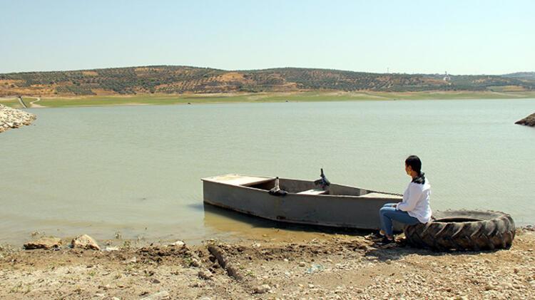 Hatayda kuraklık Yarseli Barajını vurdu