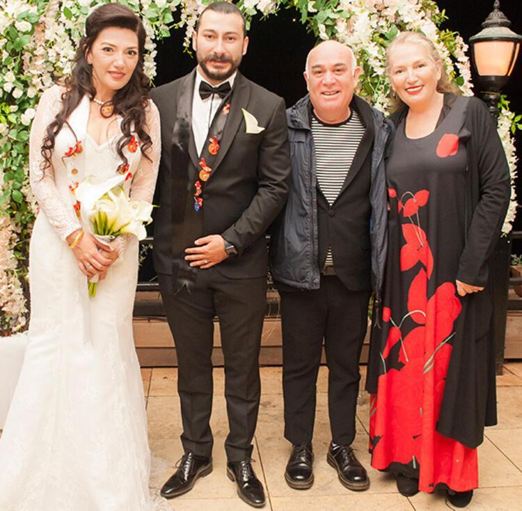 Suzan Kardeş kızı Begüm Kardeşi evlendirdi