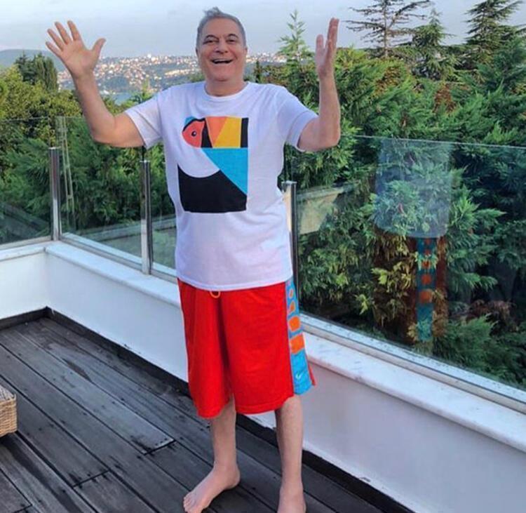 Mehmet Ali Erbil: Emel Sayın ile üç ay aşk yaşadık