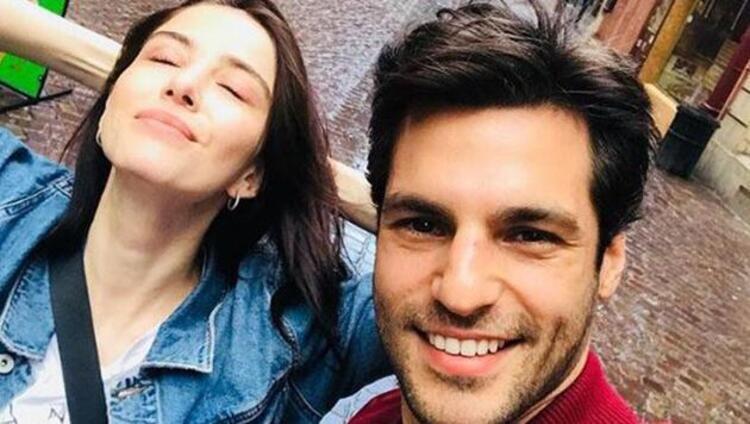 Özge Gürel ve Serkan Çayoğlu çifti evleniyor