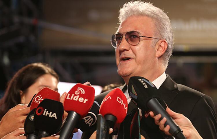 Nihal Yalçının konuşmasını kesen Tamer Karadağlı sessizliğini bozdu