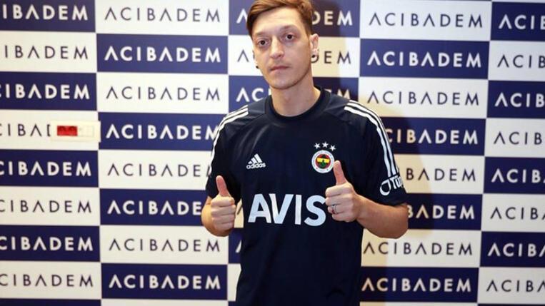 Son dakika | Fenerbahçe, Mesut Özil ile 3.5 yıllık sözleşme imzaladı