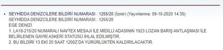 Son dakika... Türkiyeden Yunanistana Lozan uyarısı