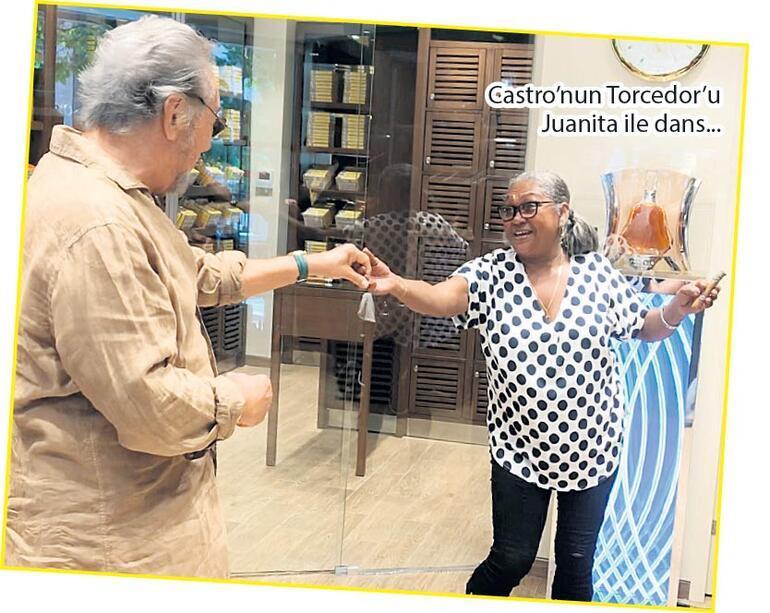 Kübalı Komünist Lady...
