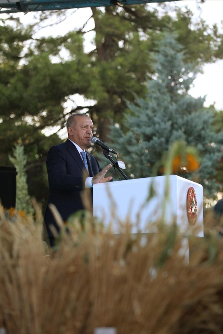 Cumhurbaşkanı Erdoğandan çiftçilere müjde: Kurban Bayramından önce ödeyeceğiz