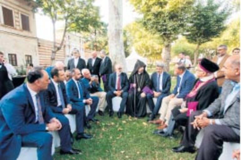 Ankara'dan azınlık açılımı