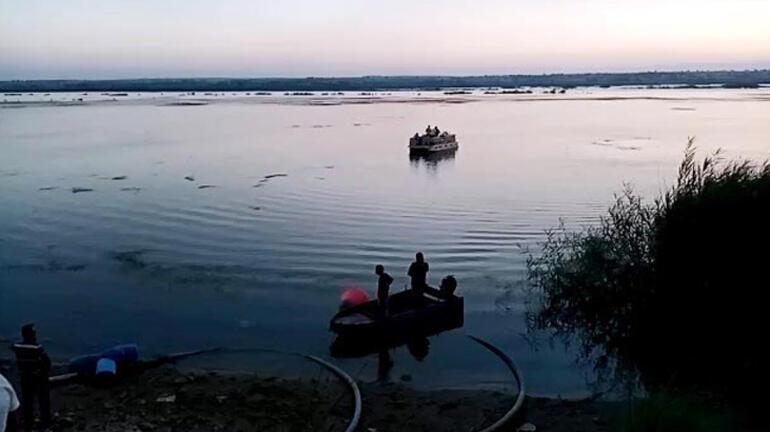 Fırat Nehrinde kayboldu, 11 gün sonra cansız bedeni bulundu