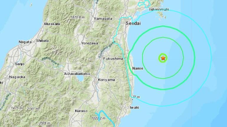 Son dakika | Japonyada şiddetli deprem Radyoaktif sızıntı korkusu...