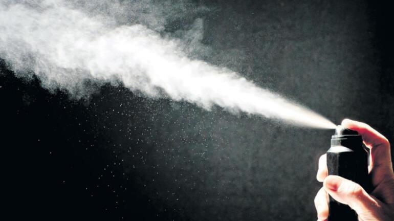 850 milyonluk deodorant